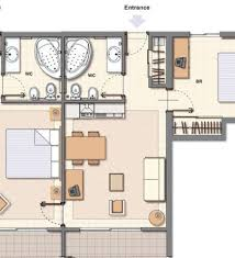 Small Hotel Designs Floor Plans Nuance Modern Small Hotel Design Plans With White Bed Frame And