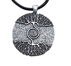 yggdrasil tree of pendant norse blood
