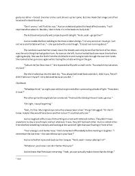 sister aurice backstory u0026 outline revised