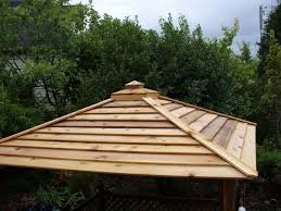 gazebo roof replacement ideas pergola gazebo ideas intended for