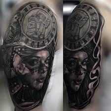 100 awesome mayan tattoos designs u0026 ideas gallery golfian com