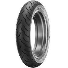 Double White Wall Motorcycle Tires Dunlop 130 90 16 Ebay