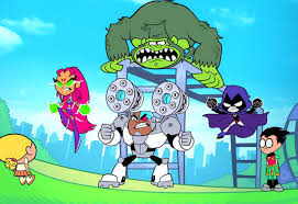 exclusive cartoon network renews teen titans