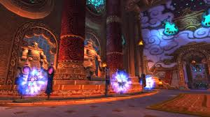 Wow Kalimdor Map Transportation Guide Maps Portals Flight Paths And More