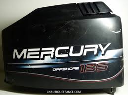 top cowl 135 hp 2s mercury offshore cnautiquefrance