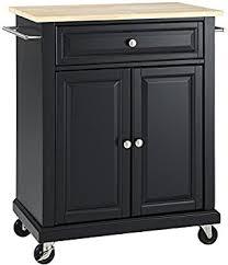 crosley furniture kitchen island amazon com crosley furniture cuisine kitchen island with