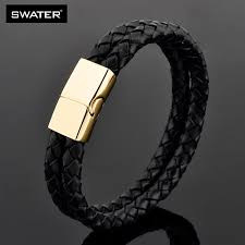 italian jewellery designers italian jewelry designers genuine black braided leather bracelet