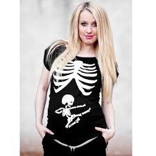 online get cheap skeleton maternity shirt aliexpress com