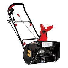 powersmart 18 in corded electric snow blower db5023 the home depot