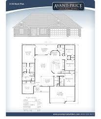 3140 book plan avant price builders group llc