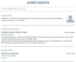 Top Free Resume Builder Resume Generator Free Resume Template And Professional Resume
