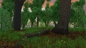 artstation forest ryan hill