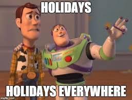 I Say Meme - why i say happy holidays meme tasitc version mundane spirituality