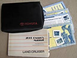 2000 toyota land cruiser trd supercharged rare rare rare ebay
