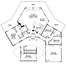 contemporary style house plan 3 beds 2 00 baths 1975 sq ft plan