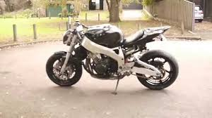 honda cbr900 custom cbr919 1998 youtube