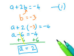 Gcse Simultaneous Equations Worksheet Solving Simultaneous Equations Febmarch Past Exam Paper Dbe