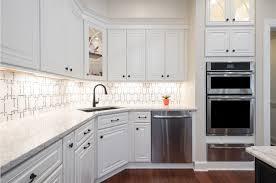white kitchen cabinets with black knobs classic traditional white espresso kitchen the kitchen shop