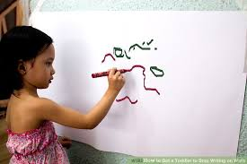 how to get a toddler to stop writing on walls 5 steps