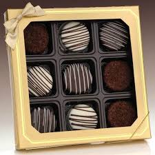 a chocolate dipped oreo cookies boyfriend gift box delicious