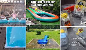 Kids Backyard Fun Diy Backyard Projects To Keep Kids Cool During Summer Amazing