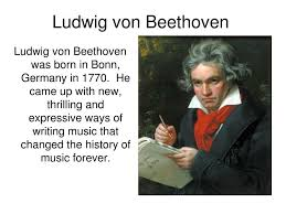 biography of beethoven a biography of ludwig van beethoven one of the greatest composers