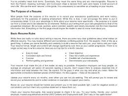 Gaps In Resume 100 Skills And Attributes For Resume Resume Objective For