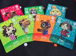 Happy Home Designer Cheats And Secrets What Are The Rarest Animal Crossing Amiibo Cards Feature
