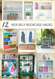 ikea billy bookcase hack ikea hacks 12 billy bookcase makeovers