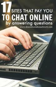 Kids Chat Rooms Online by 17 Sites That Pay You To Chat Online By Answering Questions