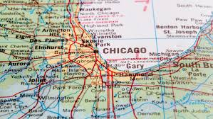 Chicago To Atlanta Map by Where Are Chicagoland U0027s Wealthiest Zips Interactive Map