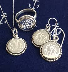 monogramed jewelry best 25 monogram necklace ideas on 重庆幸运农场倍投