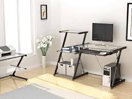 office workspace z line designs computer desk interior