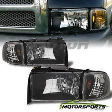 2001 dodge ram headlights headlights for dodge ram 1500 ebay