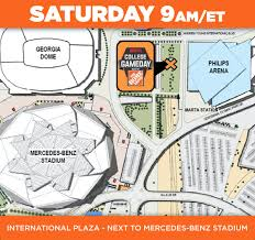 International Mall Map Georgia Dome Georgiadome Twitter