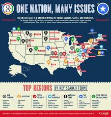 Wisconsin Map Google by Google Maps The Hottest Political Search Trends By State