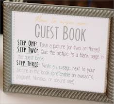 wedding guest book sign 10 guest books psd pdf