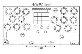 Round Table Seating Capacity Floorplans Bob Mutton Party And Tent Rental Serving Indiana