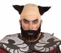 Halloween Costumes Bald Guys Bald Halloween Costumes Collection Ebay