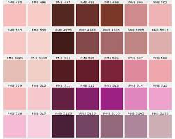 id card coimbatore pantone color chart the real wedding stuff