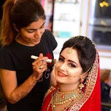 makeup artist in nisha makeup artist makeup artists in lucknow shaadisaga
