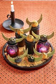 16 best halloween table images on pinterest halloween appetizers