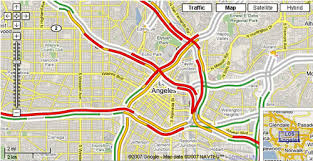 traffic map maps traffic data navigadget