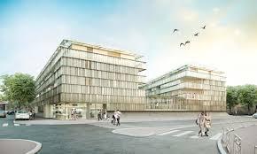 architectural rendering architectural visualization building la