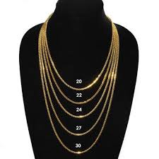 gold cuban necklace images 3mm gold plated cuban link chain galleriaofgoldllc jpg