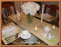 dream mom tablescape thursday pretty spring tablescape
