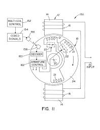 patente us7375488 brushless repulsion motor speed control system