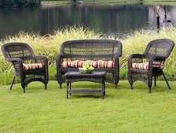 white wicker patio furniture clearance home design ideas