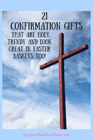 confirmation gifts 21 confirmation gifts that are holy trendy and look great in easter