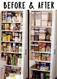 cabinet how to organize your kitchen pantry professional